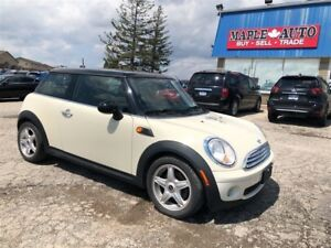 2008 MINI Cooper Hardtop LEATHER - PANORAMIC ROOF