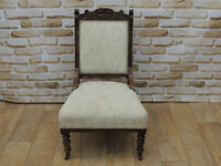 Antique low chair / nursing (Delivery)