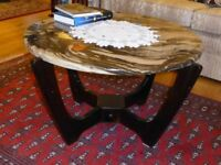 Norwegian coffee table 75cm Diameter