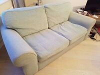 Laura Ashley Sofa with sofa bed