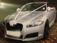 EXECUTIVE JAGUAR WEDDING CAR SERVICE. WEDDINGS, PROMS, AIRPORT TRANSFERS. FROM JUST £99!!