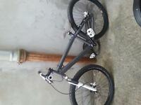Kona Jump bike for sale. Good condition. Hydraulic breaks and 185 discs. £110 ono. must see.