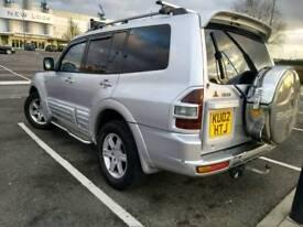 Mitsubishi Shogun 3.2diesel 7 seater drive perfect