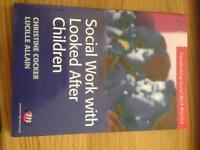 Social work text books