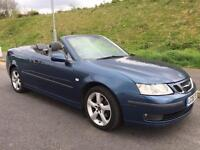 2006 SAAB 9-3 Vector 1.9 Tid Convertible