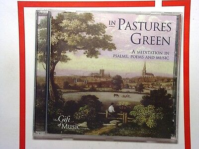 In Pastures Green: A Meditation in Psalms,Poems and Music by Thomas Hardy Cd Mnt