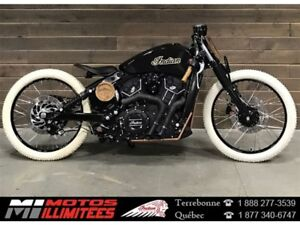 2016 Indian Motorcycles Scout Sixty Boardtracker Jack Daniels