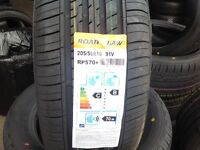 195/65/15-205/55/16-215/45/17-225/45/17-new & part worn tyres