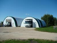 G&B Portable Fabric Buildings Fall Sale On Now