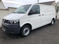 VW Transporter T32 LWB 4Motion 140