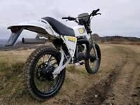 Yamaha dt 175mx full engine rebuild with v5