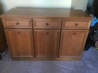 Large quality wooden unit