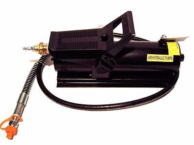 10 Ton Air Hydraulic Pump Frame Machine Porta Power Foot Air Body Dent Tool