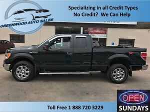 2014 Ford F-150 XLT, CRUISE, AC, BACK UP CAM!!!