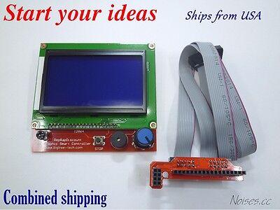 части и принадлежности LCD 12864 Graphic