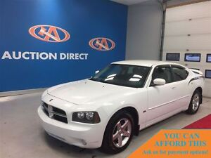 2010 Dodge Charger SXT, LEATHER, FINANCE NOW!