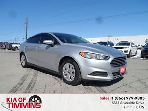 2014 Ford Fusion S ONE OWNER REMOTE START