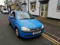 51 PLATE VAUXHALL CORSA. 1.2 PETROL. DRIVES VERY WELL. IDEAL FIRST CAR. PX WELCOME