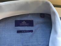Next slim fit shirt