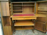 NEWCRAFT LTD Retro Vintage 1960s 'Home Office. CAN DELIVER