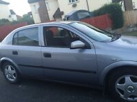Vauxhall Astra 1.6 8v great condition