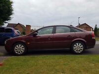 Vauxhall Vectra Elegance 2003 For Sale