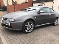 Alfa Romeo GT. 2008 12 months MOT, full black leather.