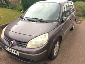 Renault Grand Scenic 7 Seater 1.9 DCi