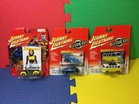 Johnny Lightning Volkswagen lot of 3