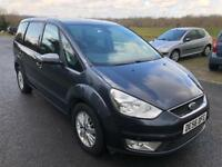 Ford Galaxy 2.0 TDCi Ghia 5dr, 7 Seater, 3 Months Warranty, 2 Owners, Fully Leather