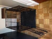 Dog Cage Mint Condition