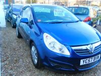 2007 Vauxhall corsa 1.2 petrol ideal first car September MOT full history tidy car inside and out