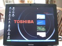 Old Toshiba Satelite Laptop 2410-303 Windows XP -reduced !!