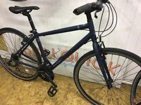 Raleigh Strada Hybrid bike
