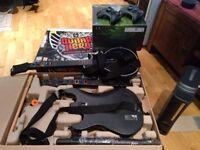 Xbox Elite and Rockband bundle