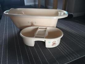 I love my bear bath and bowl