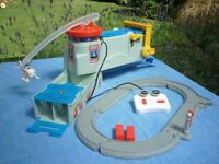 Thomas the Tank Engine toy - remote control Harold the Helicopter