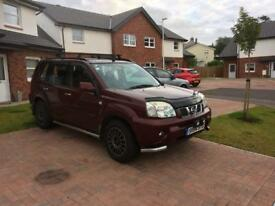 Nissan xtrail 54 plate