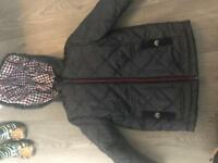 Boys lightly padded coat *debenhams*