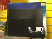 500Gb - PS4 Console - Fully boxed