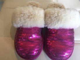 Girl Ugg slippers