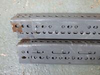 Small quantity Dexion steel angle