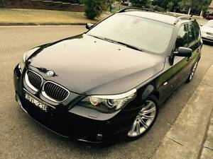 M Sports Luxury BMW 525i 6 Speed Auto M5 Custom Factory Order Sutherland Sutherland Area Preview