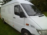 All Commercial vehicles bought for cash, all make and models, with or without MOT