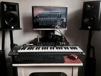 Logic Pro X and music production lessons