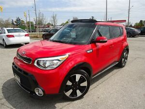 2016 Kia Soul SX URBAN EDT / LEATHER / PANO ROOF