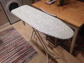 Good medium sized ironing board
