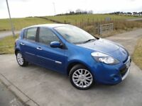 RENAULT CLIO 1.1 DYNAMIQUE TOMTOM 16V 5d 74 BHP 6 Month RAC Parts & Labour Warranty
