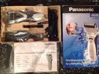 Panasonic electric wet dry shaver