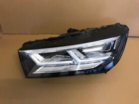 Audi Q5 s line 2017 2018 2019 2020 genuine passenger xenon headlight for sale